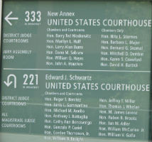 Edward J. Schwartz Federal Courthouse